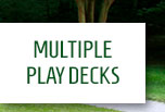 Sets with Multiple Play Decks